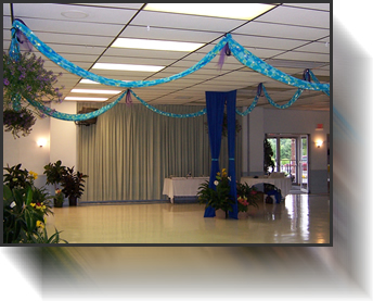 Banquet, event, and conference center